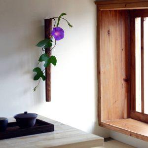 wall flower holder