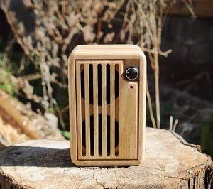 handcrafted speakers