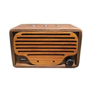solid wood speakers