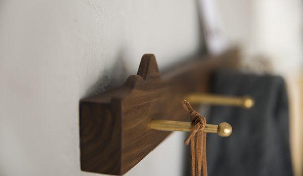 wall mounted hooks