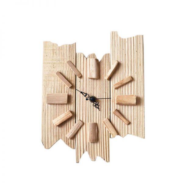wall art made of wood