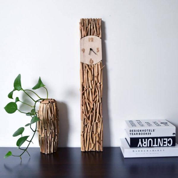 wooden wall art and decor