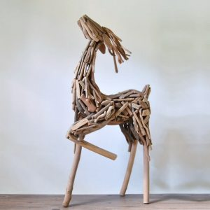 wooden art and craft