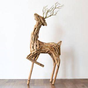 wood animals crafts