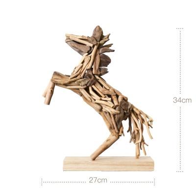 horse wooden