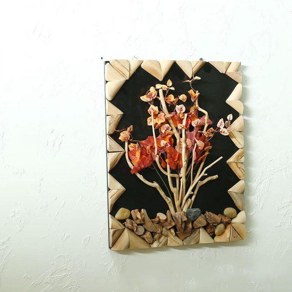 Driftwood wall hanging (2)