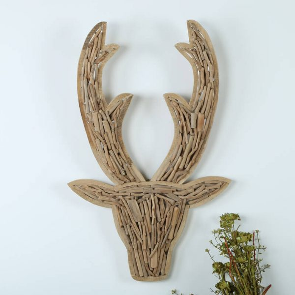 animal head decor