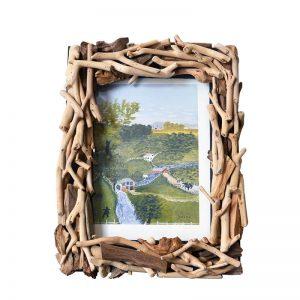 cheap wooden photo frames