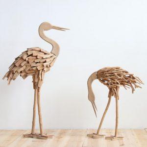 driftwood artwork