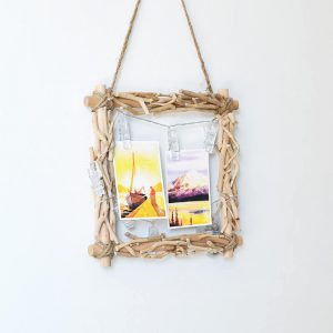 small wooden picture frames