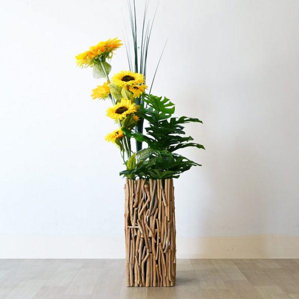 square wood vase (2)