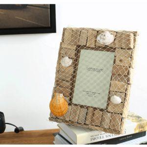 timber photo frames