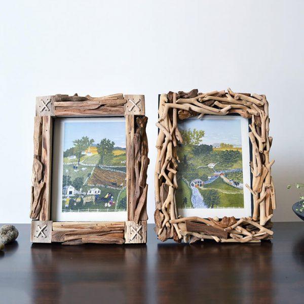 wooden photo frames online