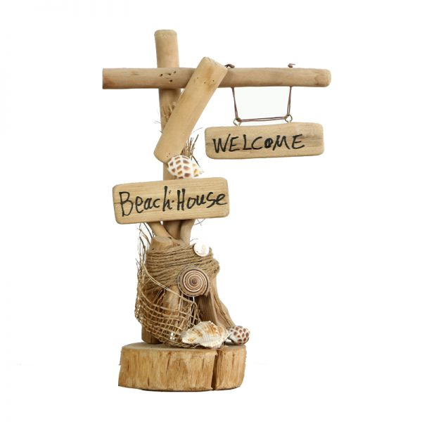 wooden table decorations for home