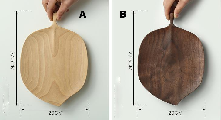 wooden fruit tray (